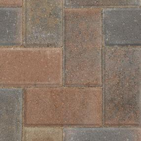 Fossil Beige by Keystone - Pavers: Browns